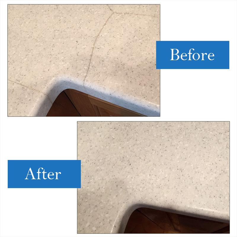 Solid Surface Repairs Joseph Stanger Llc